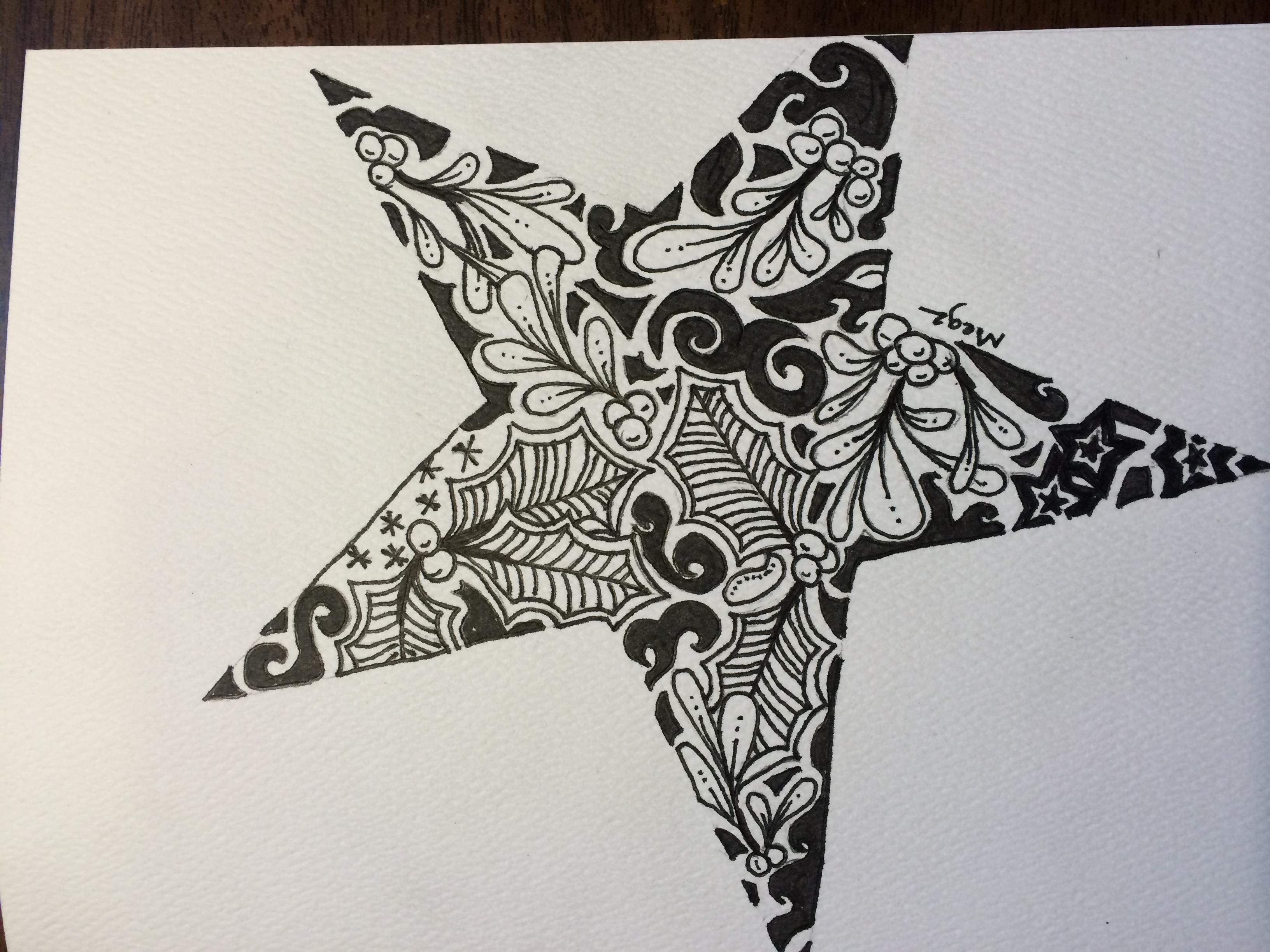 Christmas card | Ducky Doodles