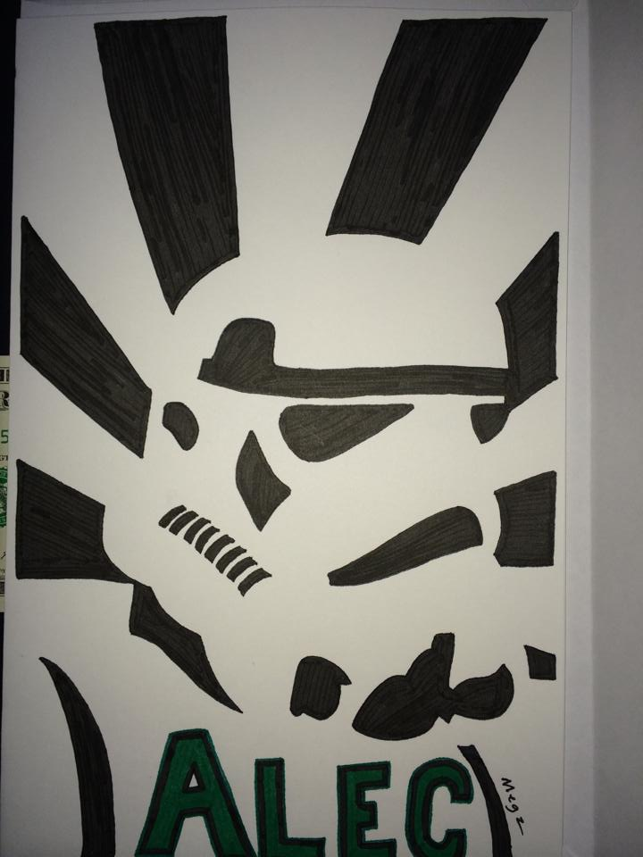 Storm trooper ducky doodles emprie of the rising death star bookmarktalkfo Images