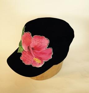hybiscus hat 2