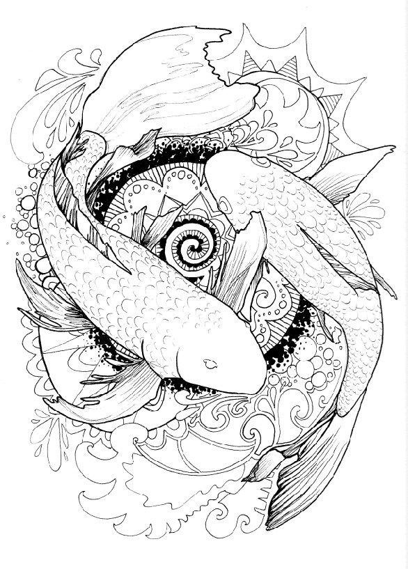 Pisces zodiac star sign